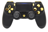 Black & Gold Controller | PS4