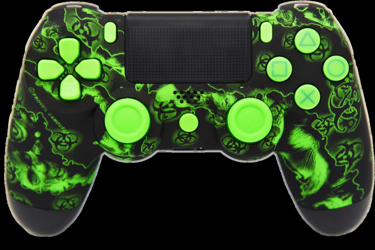 Toxic PS4 Controller