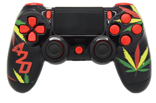 """""""420"""" PS4 Controller 