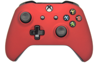 Red Xbox One S Controller | Xbox One
