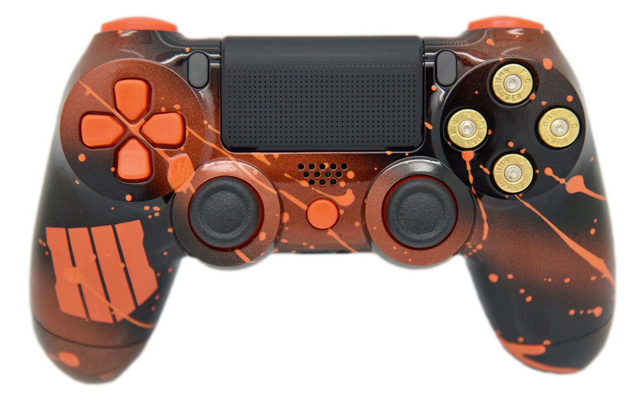 Black Ops 4 PS4 Controller