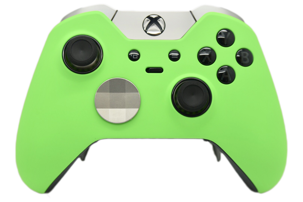 Green Xbox One Elite Controller