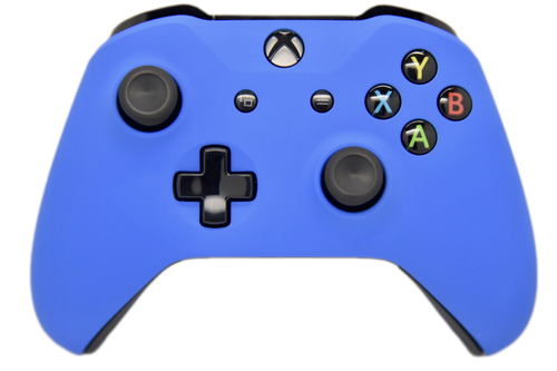 Blue Xbox One S Controller | Xbox One