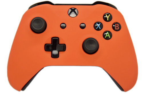 Orange Xbox One S Controller | Xbox One