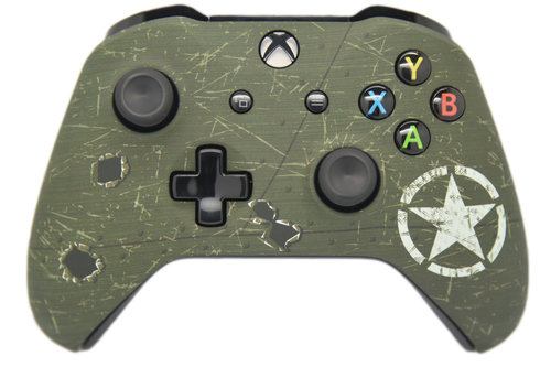 WWII Xbox One S Controller | Xbox One