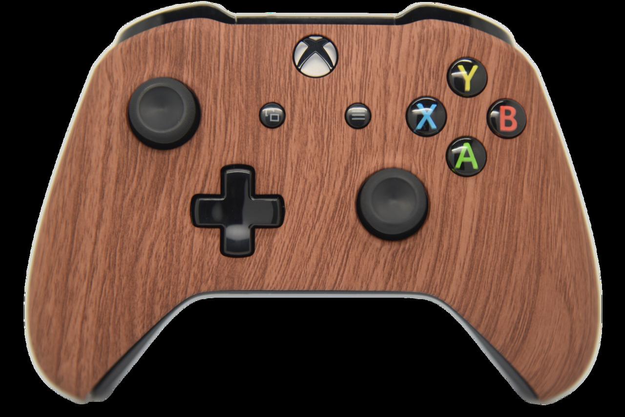 Woodgrain Xbox One S Controller