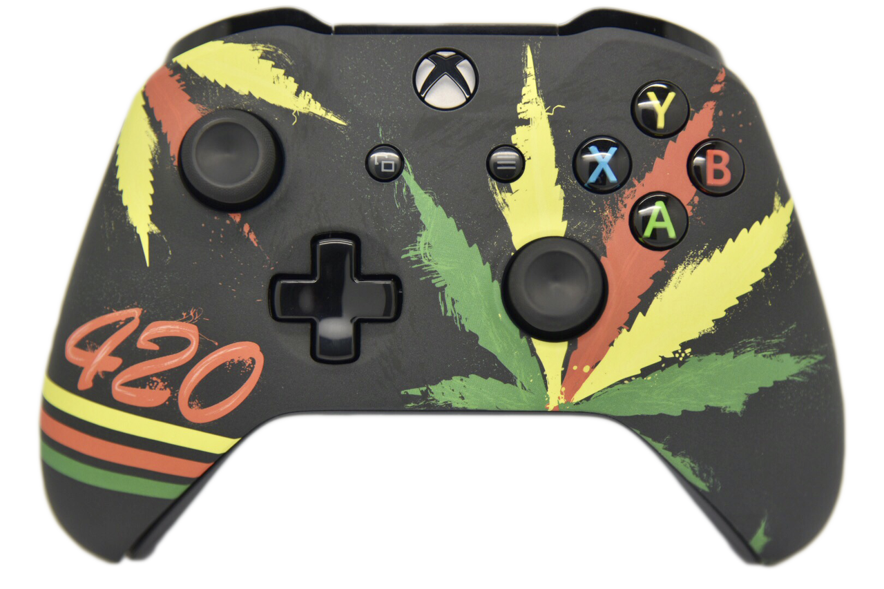 420 Xbox One S Controller