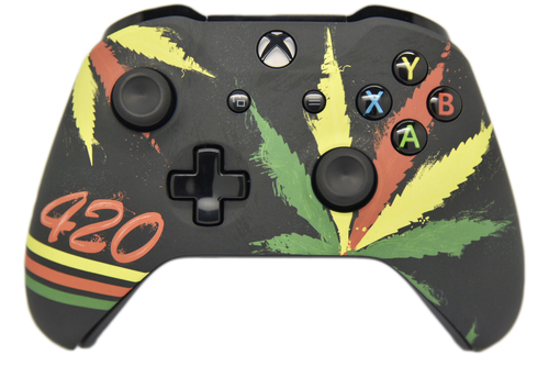 420 Xbox One S Controller | Xbox One