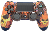 Fire Skullz PS4 Controller | PS4