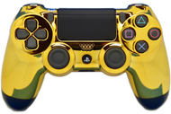 Gold PS4 Controller | PS4