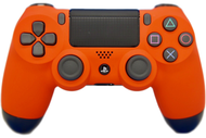 Orange PS4 Controller | PS4