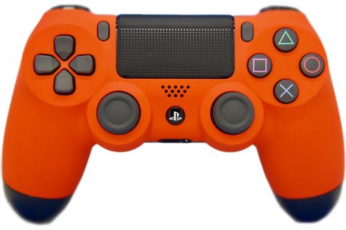 Orange PS4 Controller | PS4