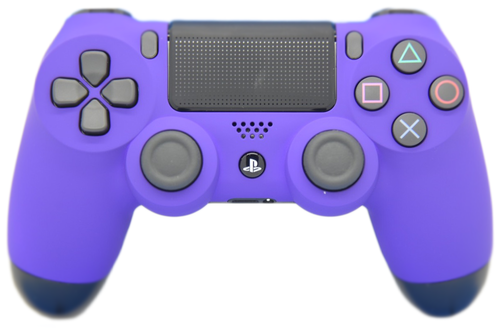 Purple Soft Touch PS4 Controller | PS4