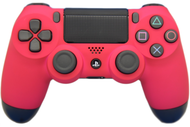 Pink Soft Touch PS4 Controller | PS4