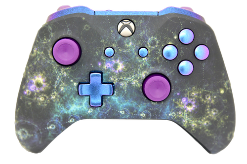 Green Universe Xbox One S Controller | Xbox One