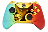 Rainbow Chrome Xbox One S Controller | Xbox One