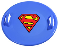 Superman Downhill Pro Snow Saucer Disc Sled