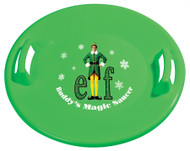 Buddy the Elf Downhill Pro Snow Saucer Disc Sled