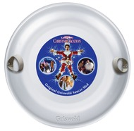Griswold Aluminum Saucer Sled from Christmas Vacation