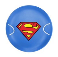 Superman ProDisc Metal Saucer Snow Sled