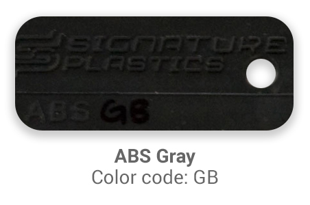 Pimp My Keyboard abs-gray-gb colortab