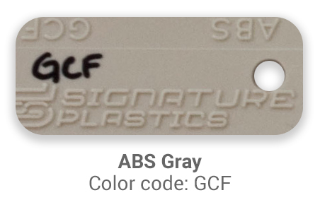Pimp My Keyboard ABS Gray gcf color-tab