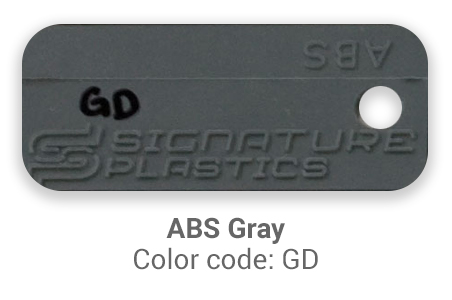 Pimp My Keyboard ABS Gray gd color-tab