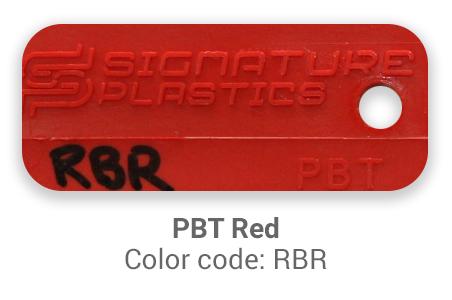 Pimp My Keyboard PBT Red rbr color-tab