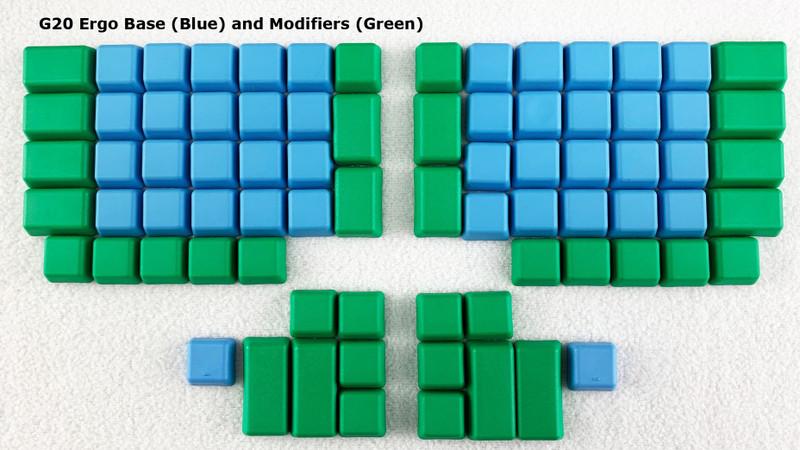 Ergo Base and Modifier