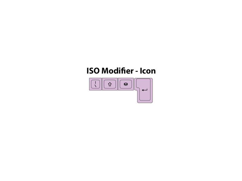 ISO Icon Modifier