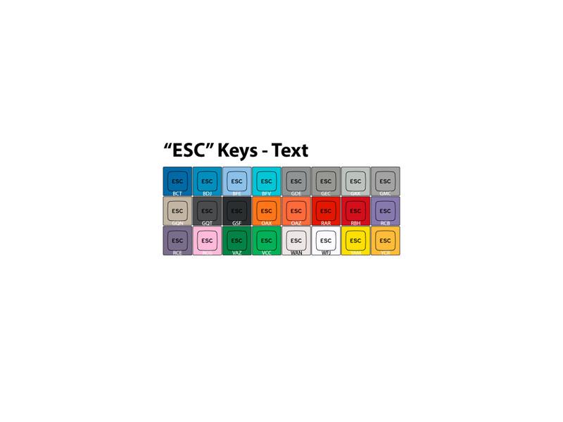 ESC Text
