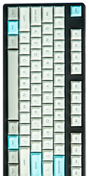 "DSA ""Quartz"" Keyset (Sublimated)"