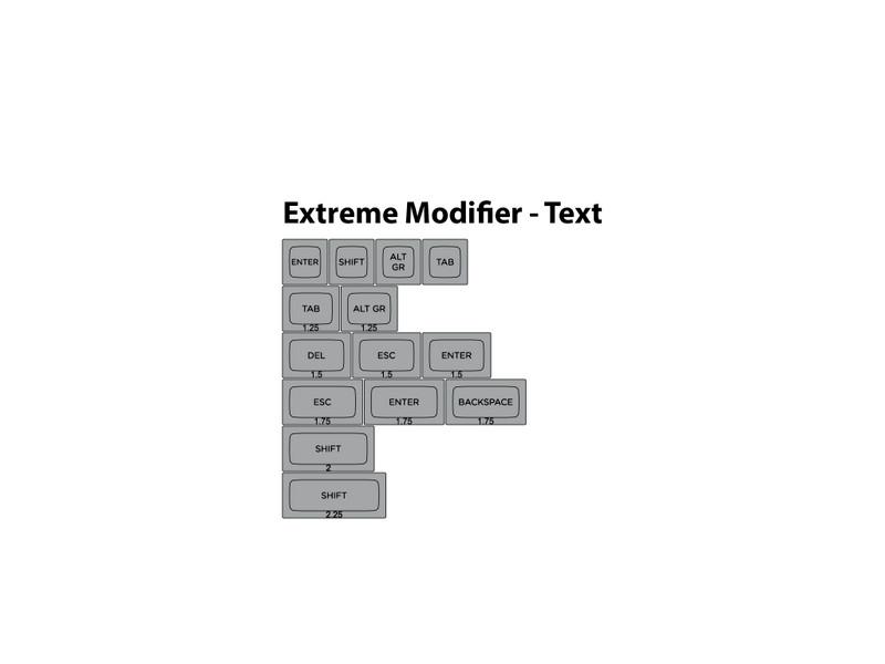 Ex Mod Text