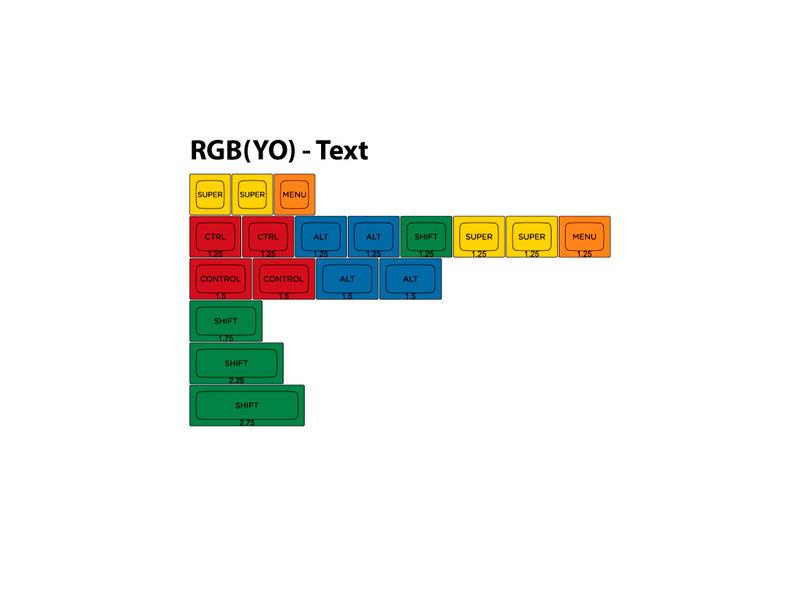 rgb text