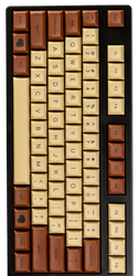 "DSA ""Coffee House"" Keyset (Sublimated)"