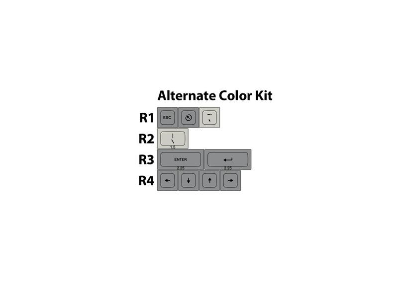 Alt Color Kit