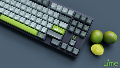 "*** 25% OFF *** SA ""Lime"" Keyset"