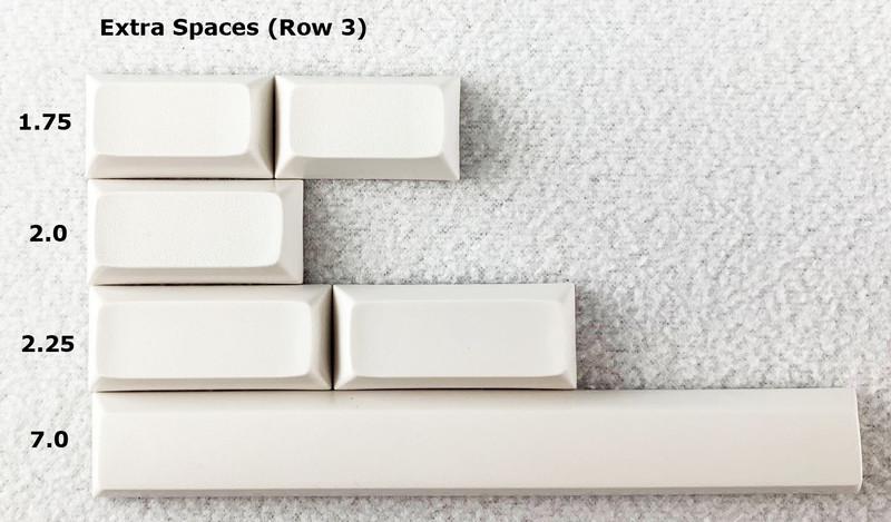 Extra Spaces