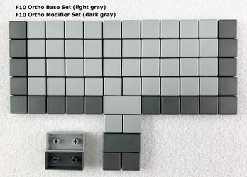 F10 (flat key) Keyset