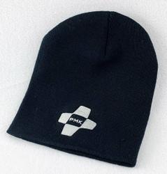 PMK Black Knit Hat