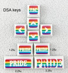 """""""PRIDE"""" Key Pack (price reduced)"""