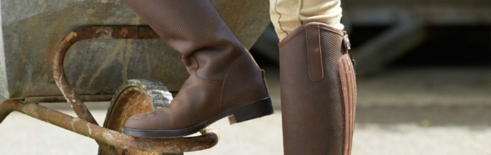 Children's Riding Boots