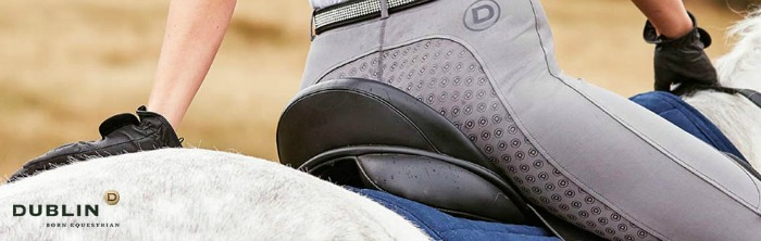Dublin equestrian clothing