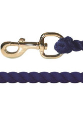 JHL Super Cotton Lead Rope - Navy