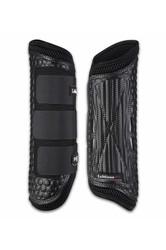 LeMieux Shoc Air XC Boots Hind - Black