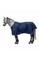 Loveson Turnout Blanket 0g - Navy/Blue
