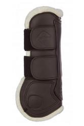 LeMieux Capella Comfort Tendon Boots - Brown
