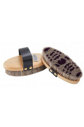 LeMieux Heritage Dapple Body Brush - Natural
