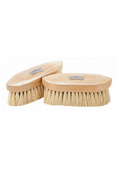 LeMieux Heritage Deep Clean Dandy Brush - Natural
