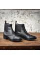 Dublin Ladies Foundation Zip Paddock Boots - Black